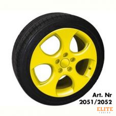 Краска желтая (плёнка-спрей) SPRAY FILM FOLIATEC лучше чем plasti dip! 2051