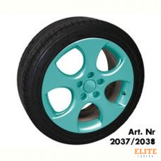 Краска бирюзовый Turquoise (плёнка-спрей) SPRAY FILM FOLIATEC лучше чем plasti dip! 2037