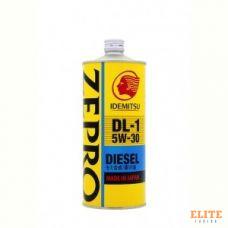 Масло моторное IDEMITSU ZEPRO DIESEL DL-1 5W30 CF 1L