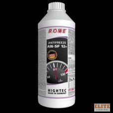 Антифриз концентрат ROWE G12+ AN-SF, (розово-пурпурный) 1,5L