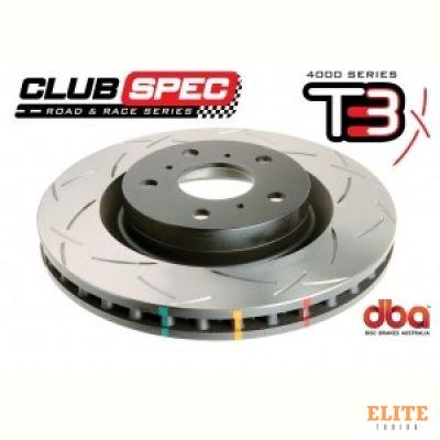 Тормозной диск DBA 42306S T3  Nissan Armada, Titan/Infiniti QX56 04-> передний