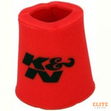 Чехол защитный красный, поролон K&N 25-0810