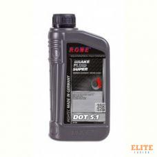 Тормозная жидкость ROWE DOT 5.1 1L