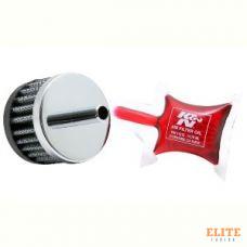 Фильтр нулевого сопротивления универсальный K&N 62-1000 Vent Filter