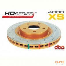 Тормозной диск DBA 42308XS   Nissan 350Z Auto 05-07 , Murano 03-07/Infiniti G35 2D/4D Auto 04- перед
