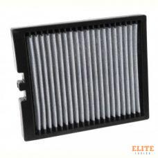 Воздушный фильтр салонный многоразовый K&N VF1011