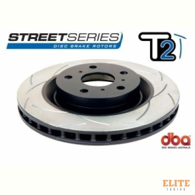 Тормозной диск DBA T2 2734S HIGHLANDER 10- 14- ; RX270 09- передний