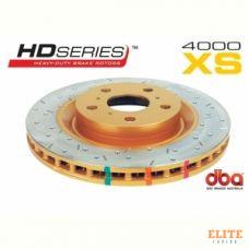 Тормозной диск DBA 42709XS  Toyota CAMRY 06-,11- RAV4 02/06-,ES 12-передний