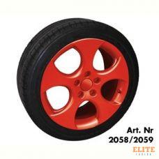 Краска красная глянцевая (плёнка-спрей) SPRAY FILM FOLIATEC лучше чем plasti dip! 2058