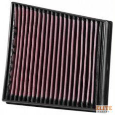 Воздушный фильтр нулевого сопротивления K&N 33-5065 CHEVY SILVERADO 2500 HD V8-6.6L DSL; 2017-2018