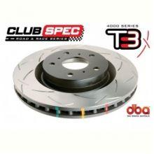 Тормозной диск DBA 42723S T3  Toyota  LC 200 / Lexus LX570 задний