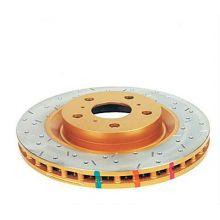 Тормозной диск DBA 42748XS HIGHLANDER 10- 14- ; RX270 09- передний