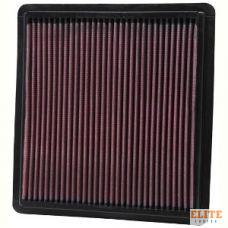 Воздушный фильтр нулевого сопротивления K&N 33-2298 FORD MUSTANG 4.0L 05-10, MUSTANG GT 4.6L 05-09