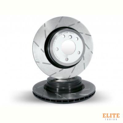Тормозной диск Brembo 09.A270.11 HC Slotted 336 x 22 mm задн. BMW BMW 335 E90, E92