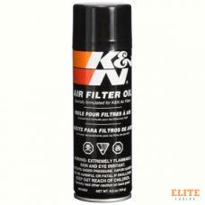 Масло для фильтра KN 99-0504 аэрозольный распылитель