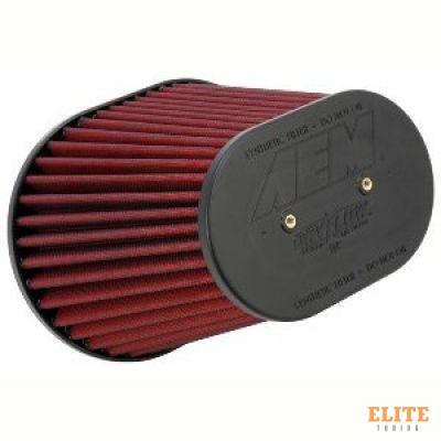 Воздушный фильтр нулевого сопротивления AEM 21-2288DK универсальный D=114mm