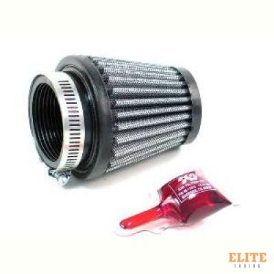 Фильтр нулевого сопротивления универсальный K&N R-1090   Rubber Filter