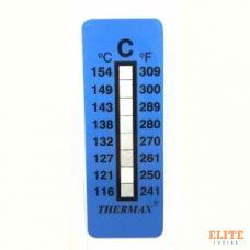 Термоиндикатор THERMAX-C самоклеющийся 1 шт. 116°С - 154°С