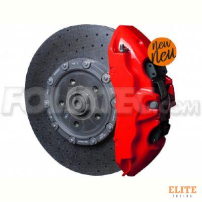 Краска для суппортов FOLIATEC красная ГЛЯНЦЕВАЯ Performance Red (2194)