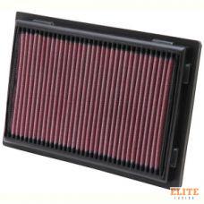 Воздушный фильтр нулевого сопротивления K&N 33-2381 LEXUS LS460 4.6L-V8; 2007