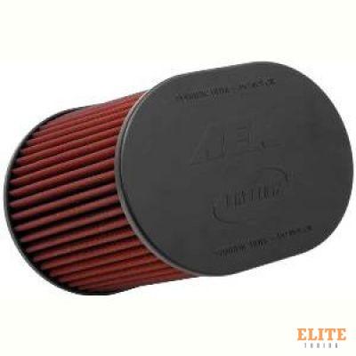 Воздушный фильтр нулевого сопротивления AEM 21-2259DK универсальный D=102mm L=235 мм