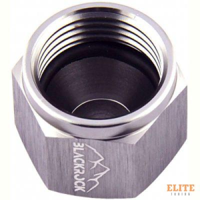 Заглушка (мама) AN-8, алюминий, BLACKROCK LAB, AN820-08Ti