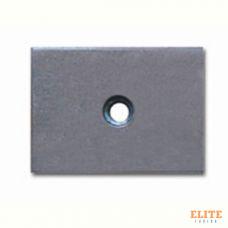 Пластина для крепления ремней безопасности SPARCO, (FIA) S04502