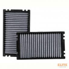 Воздушный фильтр салонный многоразовый K&N VF1000 комплект 2 шт.