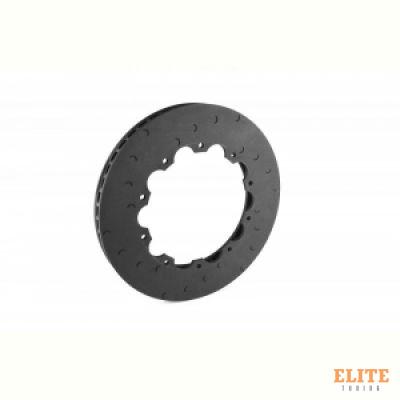 Ротор тормозного диска 365*34mm, DC Brakes DC36534-10H62AL, H крепеж, лев.