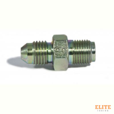 Адаптер П AN04 - П 7/16X24, Goodridge 10716-04 сталь