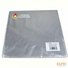 Термоизоляция Al+Silica, 30*60cm, самоклеющаяся Thermal Division TDAS1224ALAD