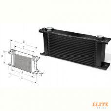 Радиатор масляный 10 рядов; 330 mm ширина; ProLine STD (M22x1,5 выход) Setrab, 50-610-7612