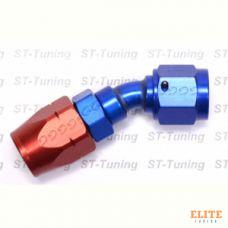 - 6 AN (6AN AN6) фитинг 45°, Cutter Style, Goodridge 236-4506