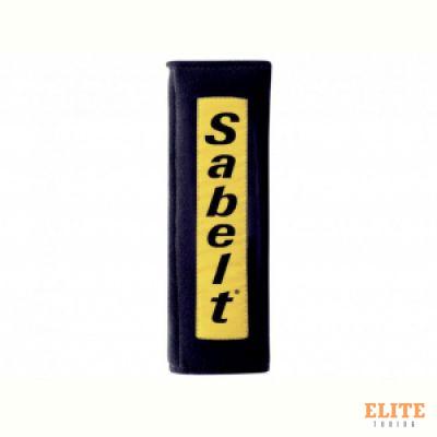 """Накладки на ремень безопасности 3"""" Sabelt, 2 шт, черные, 475020"""