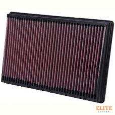 Воздушный фильтр нулевого сопротивления K&N 33-2247 DODGE RAM 1500/2500/3500, 3.7/4.7/5.7L; 02-10