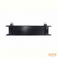 Радиатор масляный 10 рядов; 330 mm ширина; STD (10-AN выход) BLACKROCK LAB, URB-410