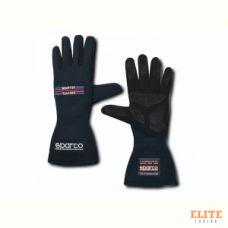 Перчатки для автоспорта SPARCO LAND MARTINI RACING, FIA, темно-синий, размер 10, S001357MR10BM