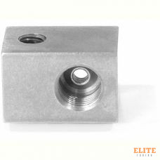 Тройник ABS Goodridge 1 х adapter crimp,- M10*1mm (обратный конус)  крепеж отв. , D-03 ABS-005AT