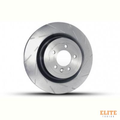 Тормозной диск Brembo 09.B504.11 HC Slotted 365 x 25 mm RANGE ROVER SPORT задний