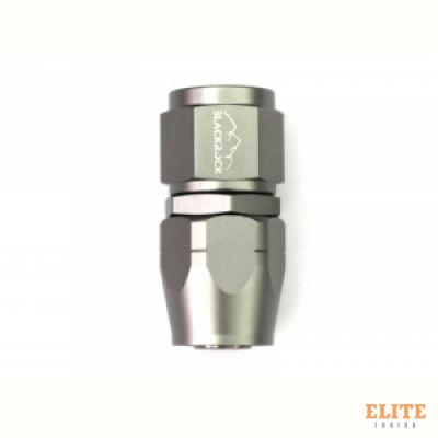 - 10 AN (10AN AN10) фитинг прямой 20 серия Cutter Style, BLACKROCK LAB A10-001-2Ti