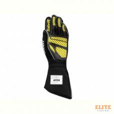 Перчатки для автоспорта Sabelt HERO TG-10, FIA 8856-2018, чёрный, размер 11, RFTG10NR11