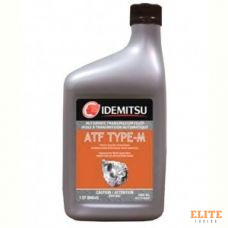 Масло трансмиссионное IDEMITSU ATF TYPE - M 1L