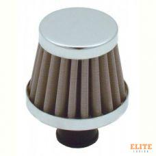 Фильтр нулевого сопротивления универсальный Spectre 3995 BREATHER FILTER; 10MM STAINLESS MESH