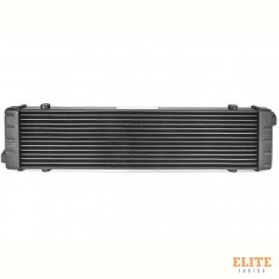 Радиатор масляный 490x136x40; ProLine Slimline SLM (M22x1,5 выход) Setrab, 53-10748