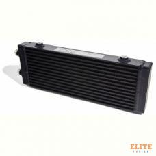 Радиатор масляный 14 рядов; 400 mm; Slimline 10-AN выходы С ОДНОЙ СТОРОНЫ; BLACKROCK LAB, URS-540