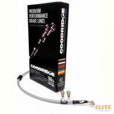 Армированные тормозные шланги GoodridgeTDR2500-2P (2 шт.) Dodge Ram 2500 04-10 г.