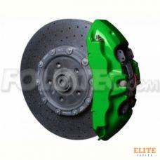 Краска для суппортов FOLIATEC зеленая глянцевая Power-Green (2166)