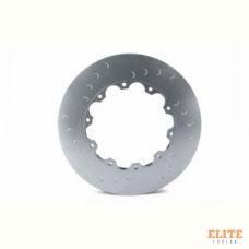 Ротор тормозного диска 405*34mm, DC Brakes DC40534-12H62AL, H крепеж, лев. (Brembo, JBT)