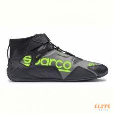 Ботинки для автоспорта SPARCO APEX RB-7, FIA, черный/серый, размер 42, S00126142NRGI