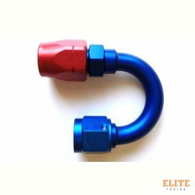 - 6 AN (6AN AN6) фитинг 180°, Cutter Style, Goodridge 236-18006